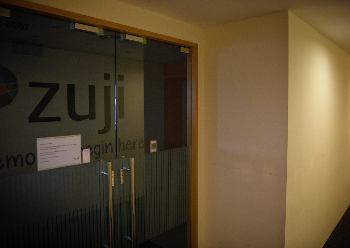 Online travel agent Zuji, now without a licence, unable to
