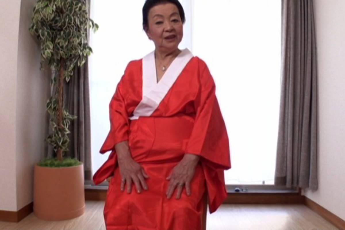 84-Year-Old Porn Star Granny Enjoying Life, Lifestyle, Asia News - Asiaone-9954