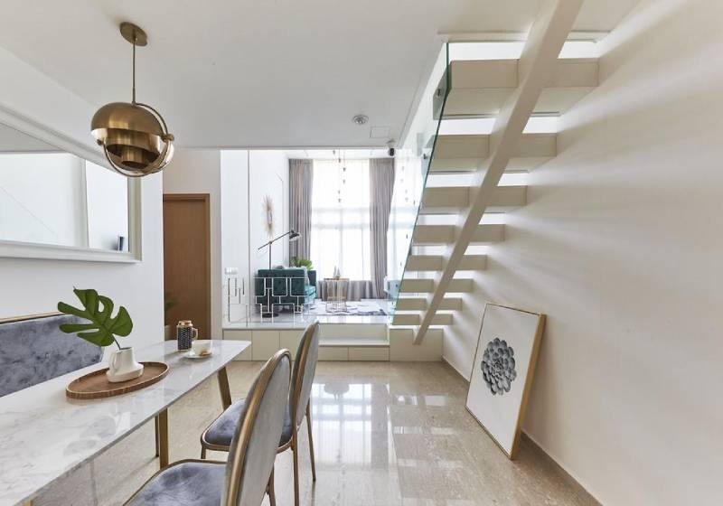 House Tour A Modern Luxe Apartment