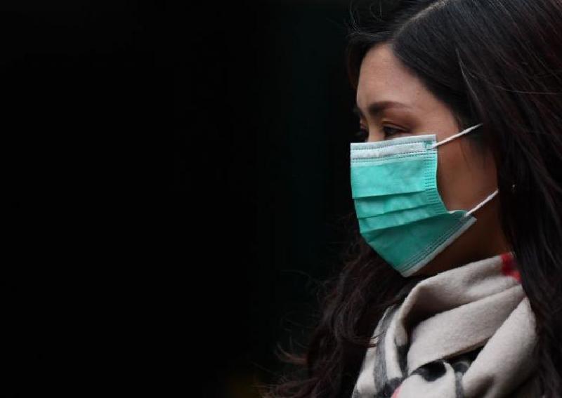 virus surgical mask