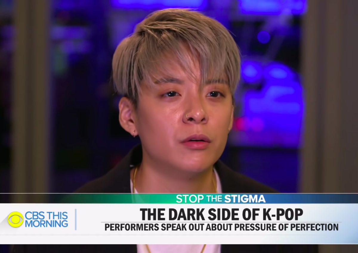 F X S Amber Liu Speaks Out On Dark Side Of K Pop And Bandmate