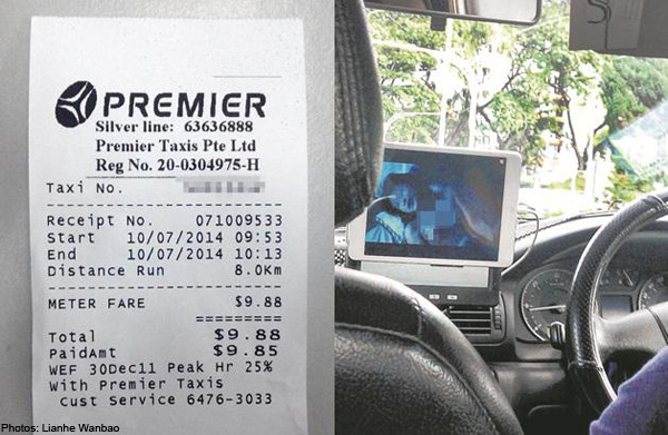 1315aeaaf4da06 Cabby accused of watching porn while driving