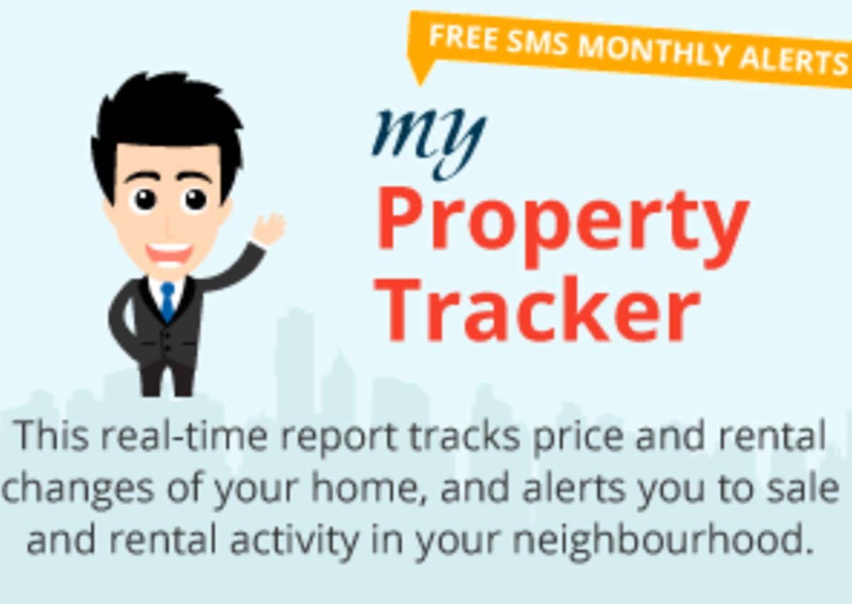 Free app updates value of your Singapore property, Singapore News