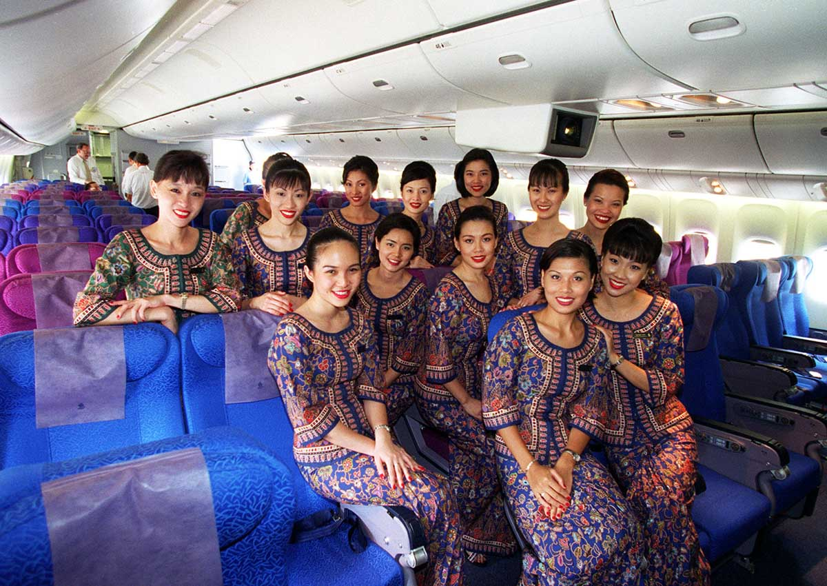 Dating singapore airlines stewardess blog