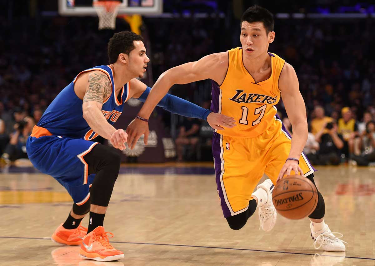 Nba Linsanity Returns To New York As Free Agency Opens