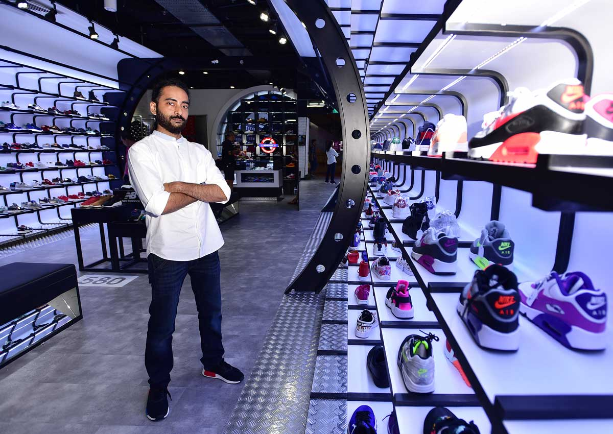 72e7012a0e92b3 Avid sports fan Mandeep Chopra is the third-generation scion of home-grown  sporting merchandise and apparel company Weston Corporation.