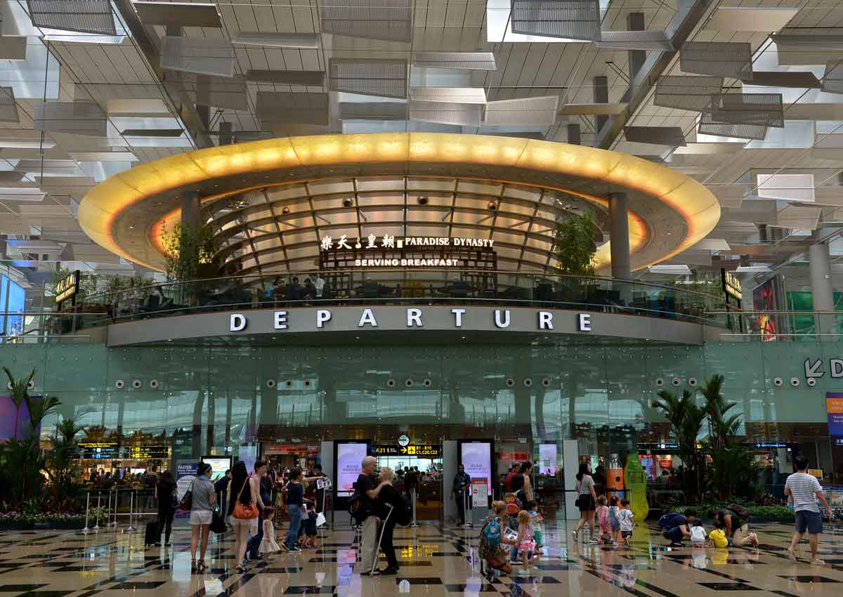 Ang dating daan singapore airport