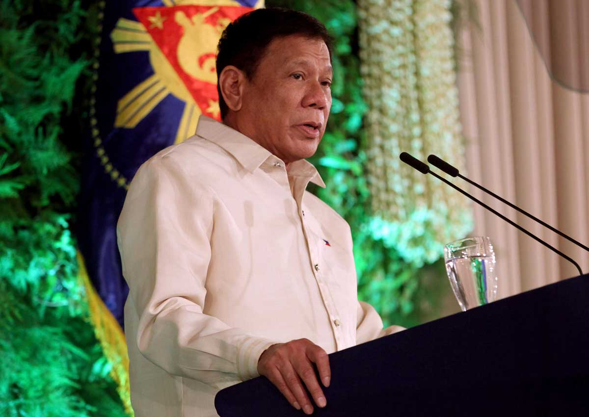 the philippine presidents Office of the president of the philippines toggle pursuant to and in compliance with the mandate of the foi executive order signed by president rodrigo roa.