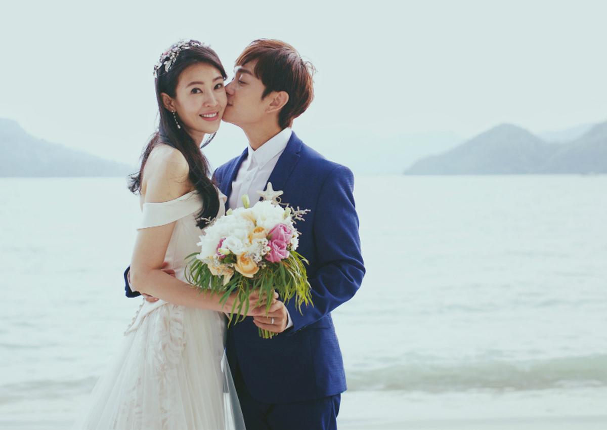 Jesseca Liu S Wedding Dress How She Found Her Perfect Gown Women News Asiaone