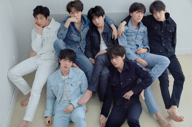 S Koreas Incheon Airport Signs On K Pop Group Bts To