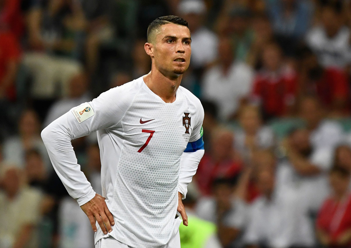 best website b7ef7 bfec3 World Cup: Portugal's Cristiano Ronaldo tight-lipped on ...
