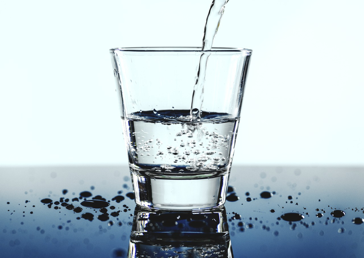 How much water  you should drink every day according to
