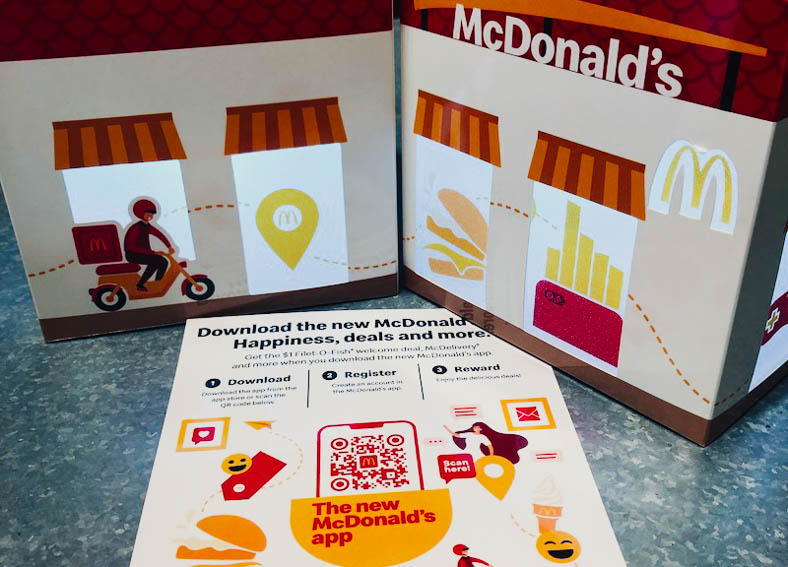 McDonald's new app promises personalised food deals for