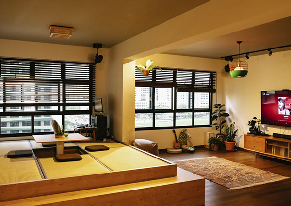 House Tour Traditional Japanese House Inspired Bto Flat In Tampines