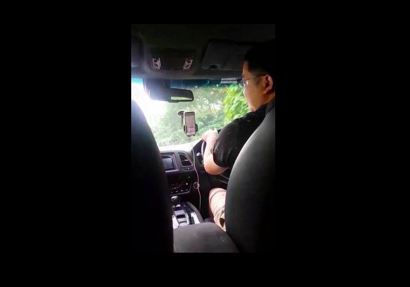Grab Investigating Video Of Driver Hurling Racist Remarks At