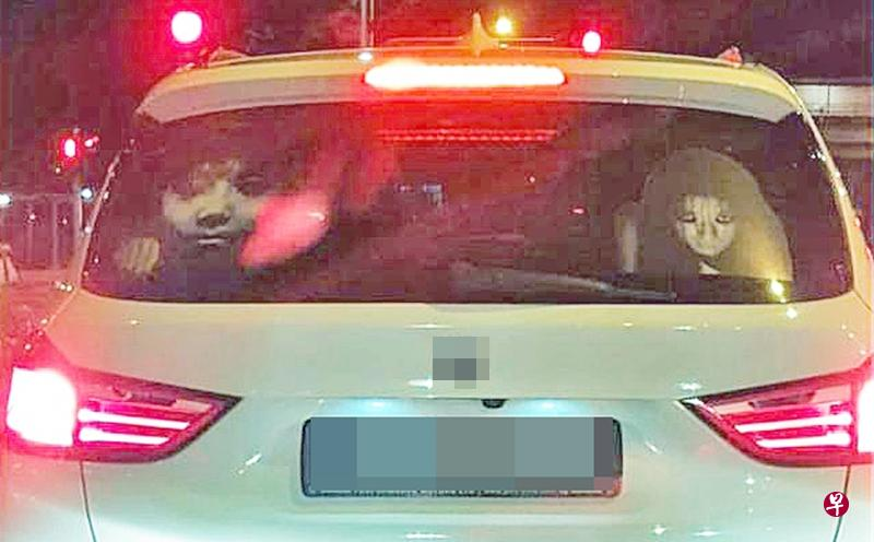 Funny or dangerous? Blogger Xiaxue says ghost stickers on