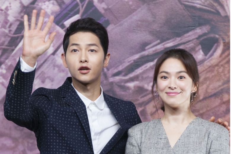 Song Hye-kyo, Song Joong-ki not splitting assets in ...