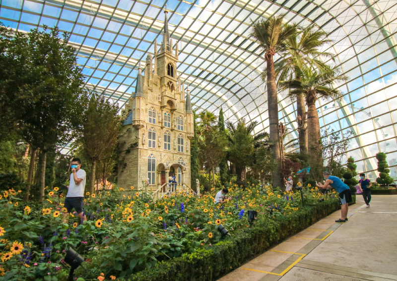 1 Off Gardens By The Bay Tickets Via Mobile App Lifestyle News Asiaone