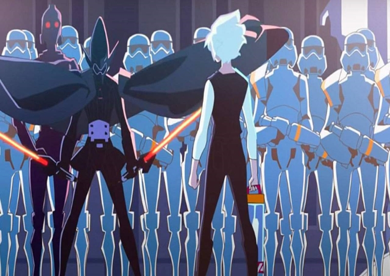 Star Wars: Visions anime anthology showcases 7 prominent