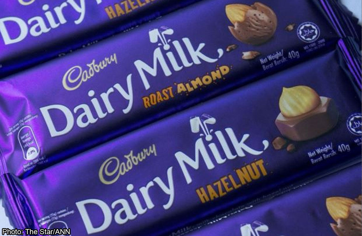 any legal issue related to cadbury company