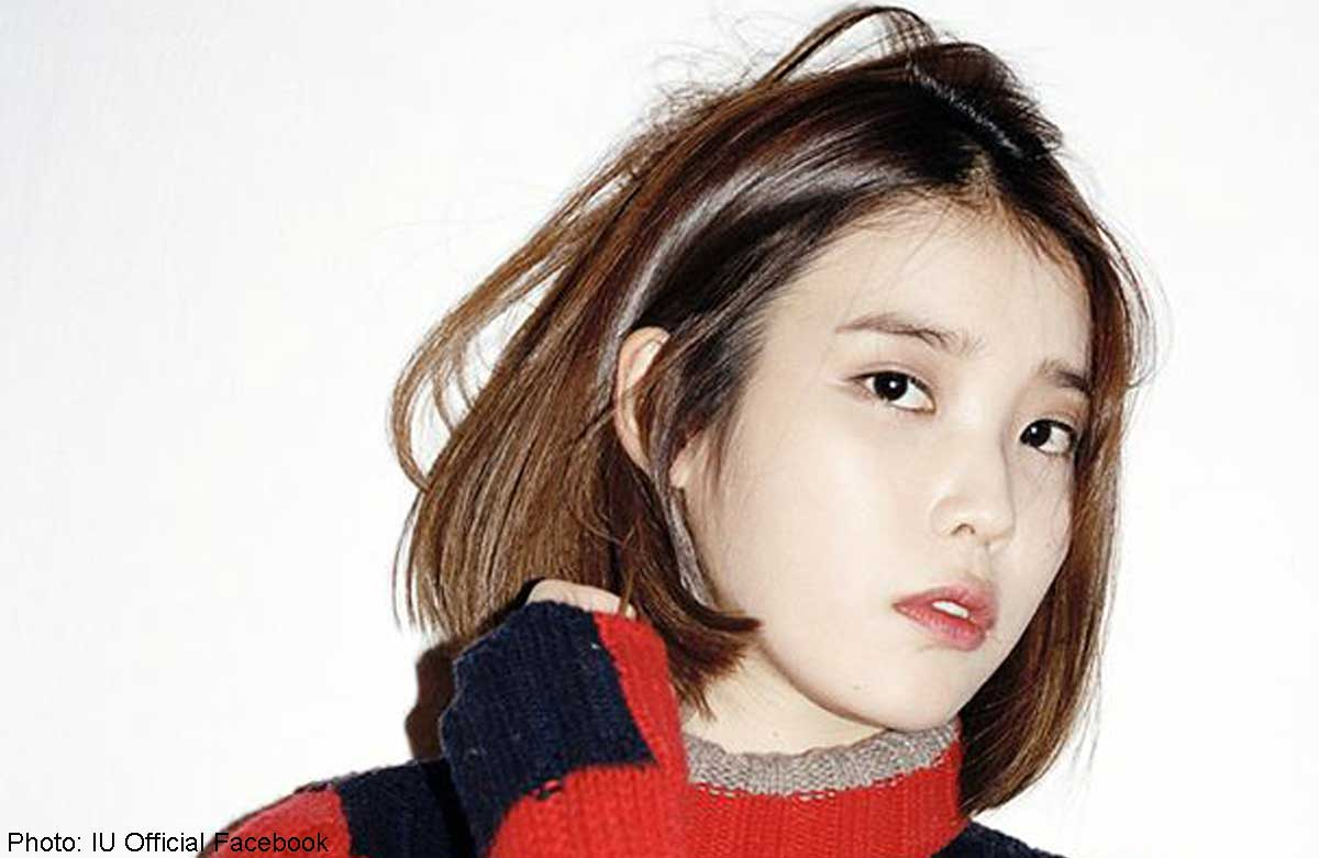 Everybody loves IU, Entertainment News - AsiaOne