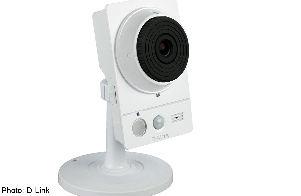 IP camera review: D-Link DCS-2136L, Digital News - AsiaOne