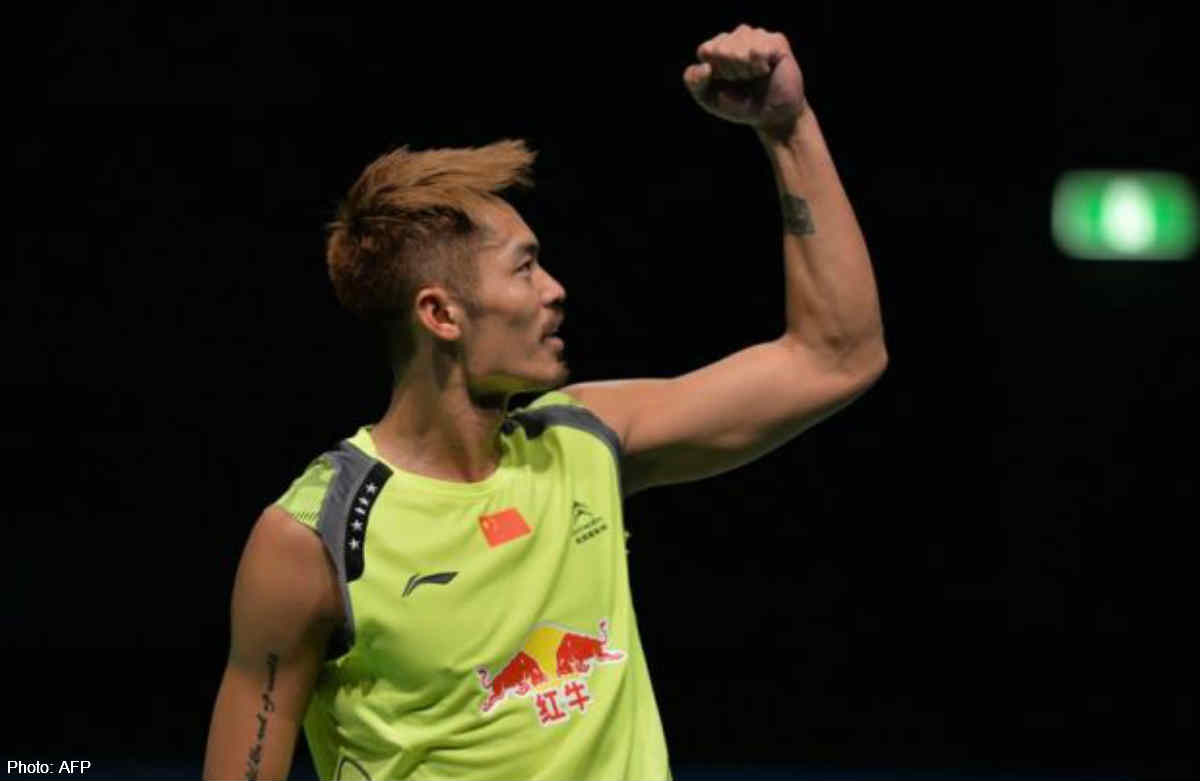 Lin Dan on the way up with Australian Open win Asia News Asia e
