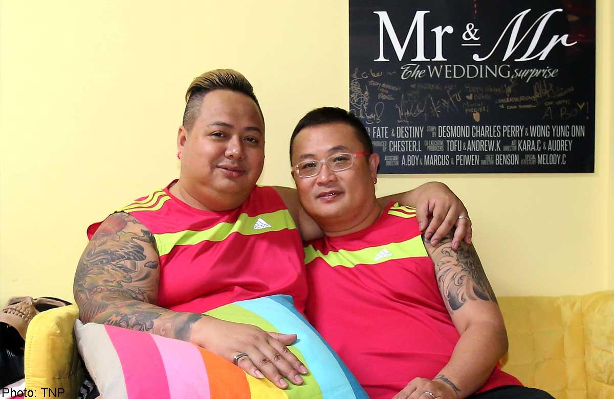 Singapore gay skype