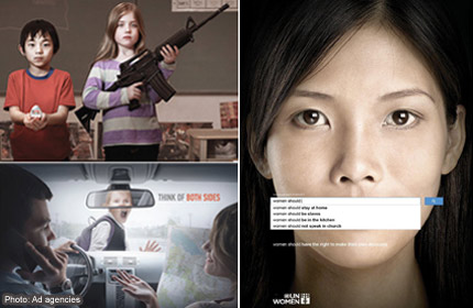40 Powerful Ads On Social Issues World News Asiaone
