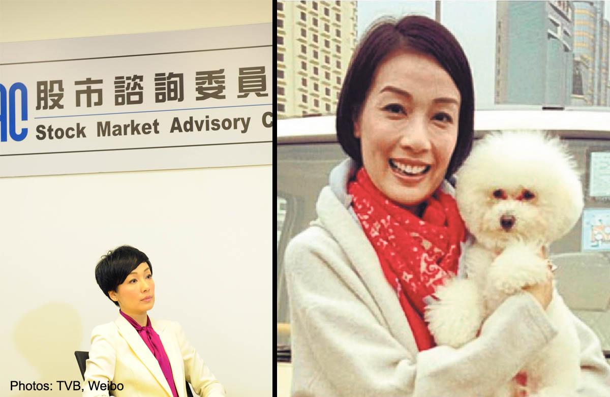 Money talks: Actresses in TVB drama learn jargon