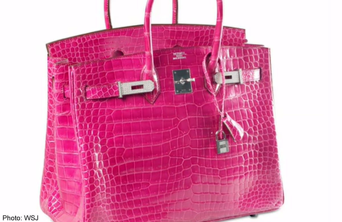 knock off birkin - Herm��s Birkin bagged for record price at Christie's Hong Kong ...