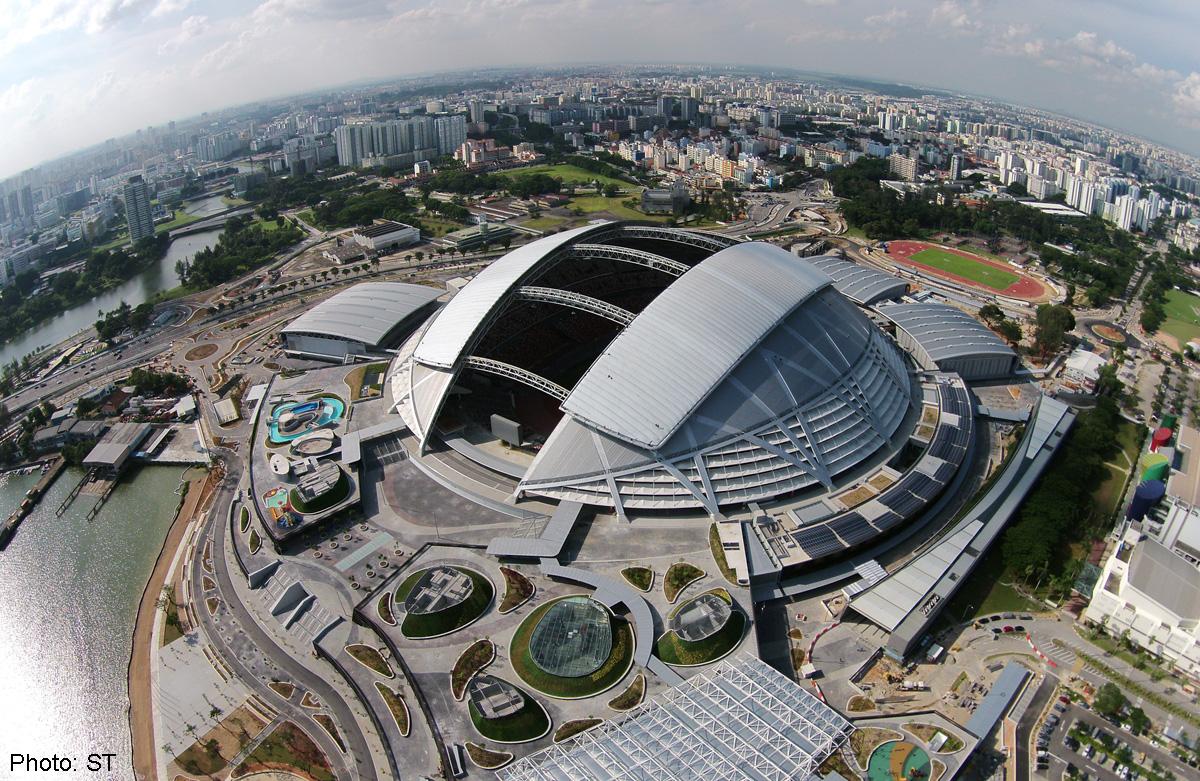 Chinese Food Stadium