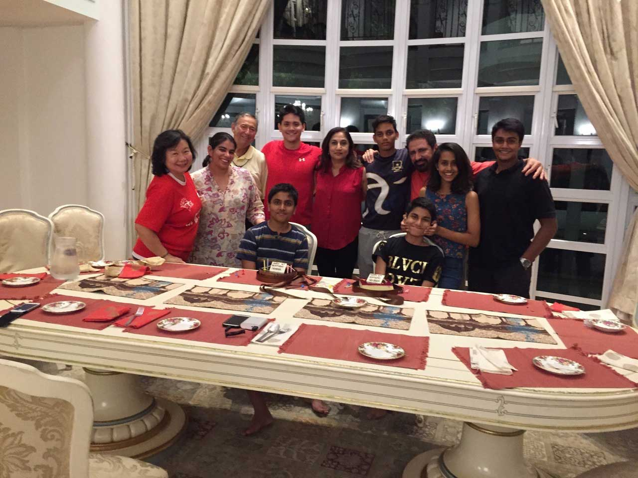 How dinner with Joseph Schooling became a $25,000 donation
