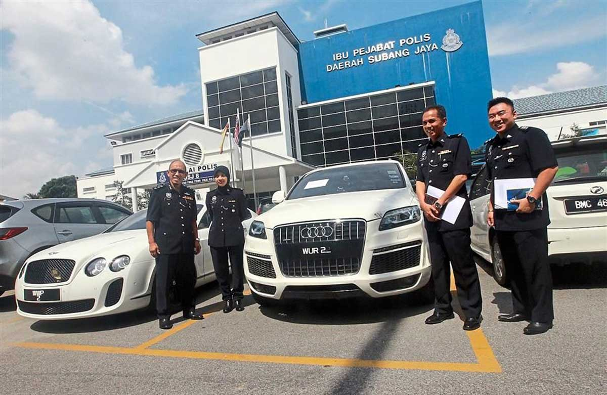 Background Check On Guards After Luxury Car Theft Singapore News