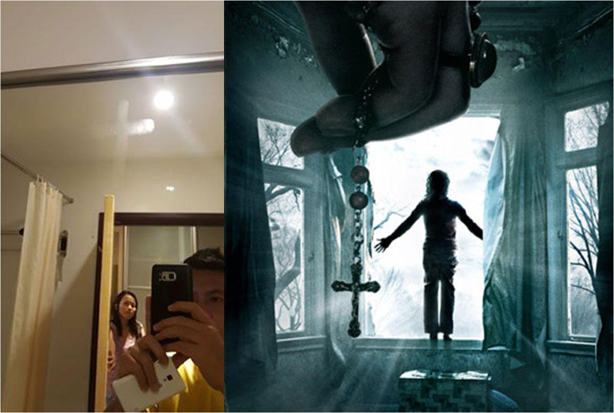 Mirrors movie bathroom scene