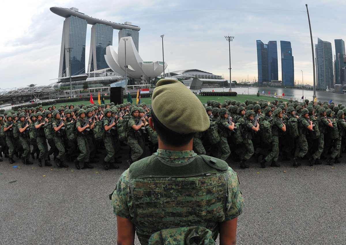 All NSmen to get $150,000 life and personal accident ...
