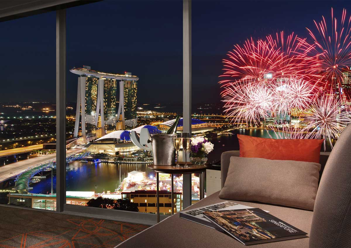 8 best Singapore luxury hotels for a staycation with