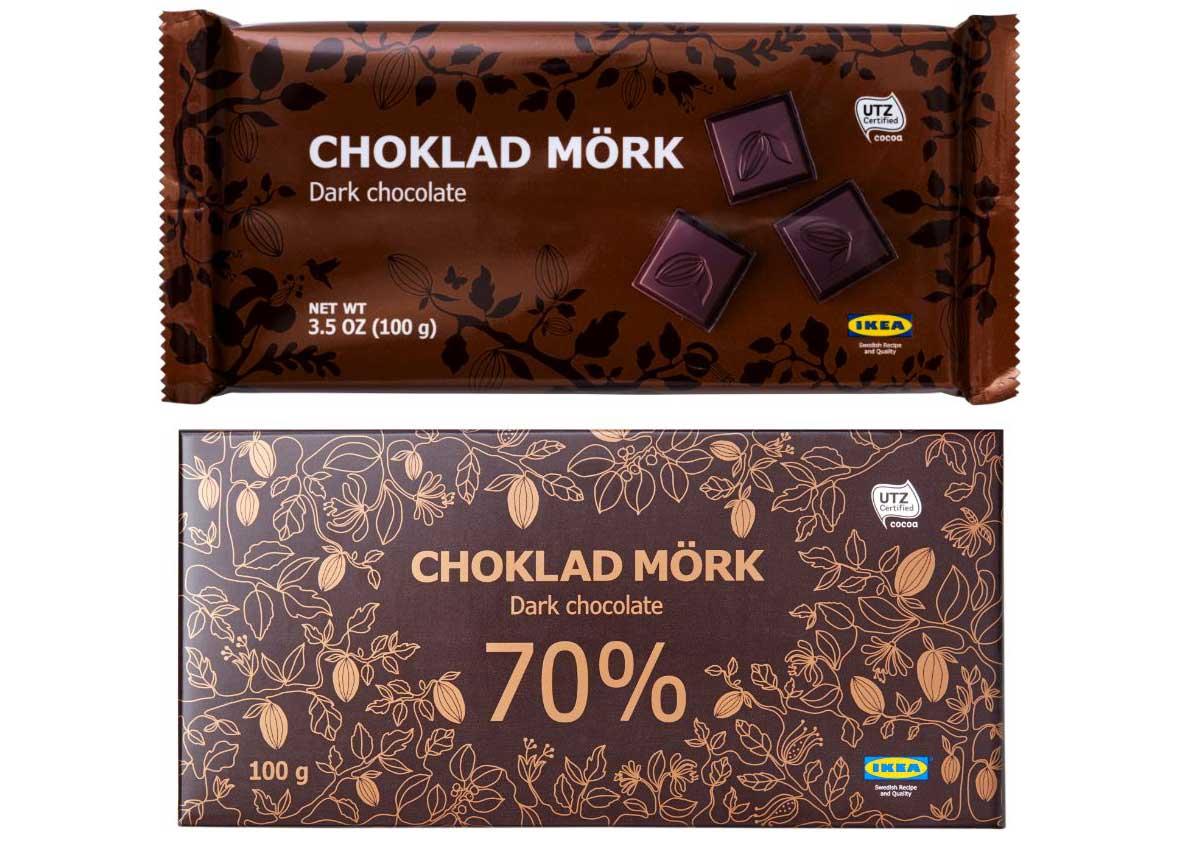 Ikea Recalls Chocolate Bars As Milk And Hazelnut Are Not