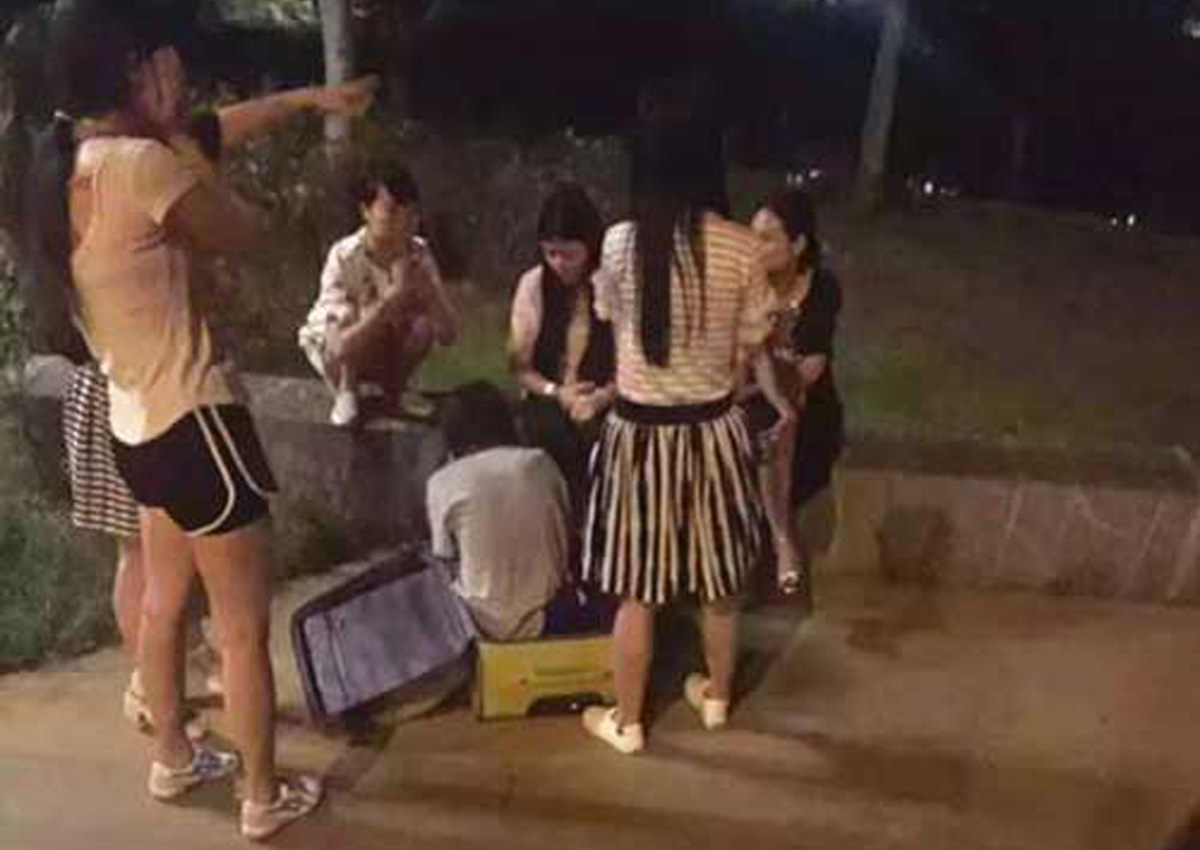Man In China Rapes Flat Mate And Stuffs Her Into Suitcase Asia News Asiaone