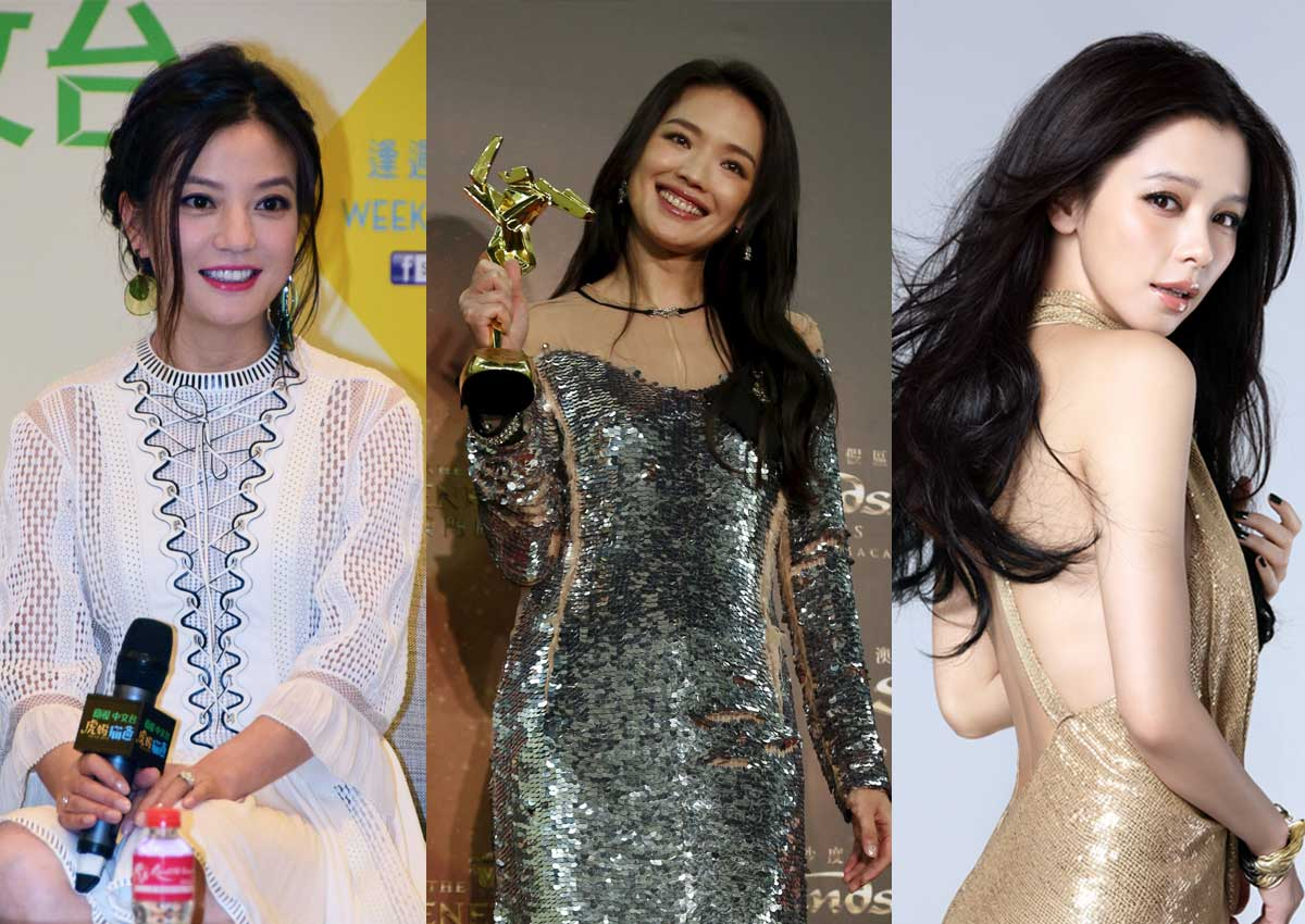 24 gorgeous asian female stars in their 40s, women news - asiaone