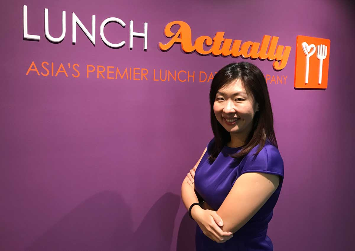 Lunch Actually Group - Asia's First and Largest Dating Company