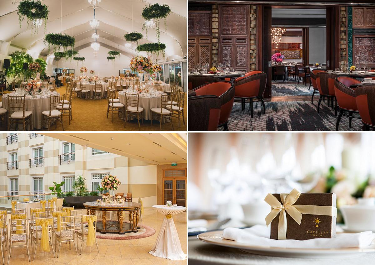 Singapore Wedding Banquet Price List 2017 Business News