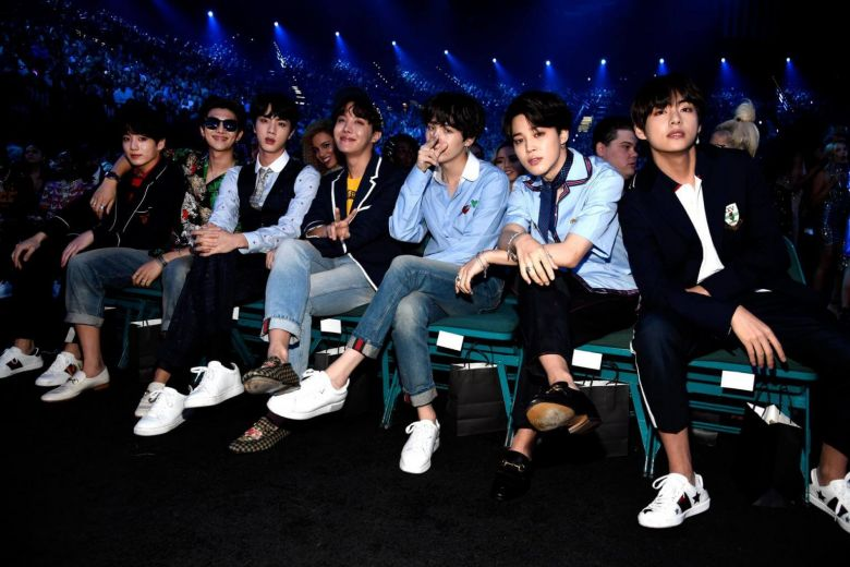 BTS makes it back to Time's 'most influential online' list ...