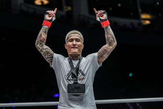 Li Kai Wen Calls For Title Shot After Stunning 10-Second Knockout In Macau 8aa65334642