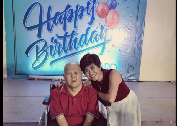 Filipino Woman S Touching Birthday Greeting For Her Father With Down Syndrome Goes Viral Asia News Asiaone