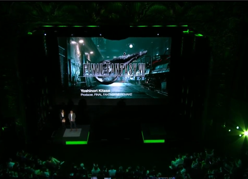 E3 2019: Square Enix goes big on the Final Fantasy VII remake and