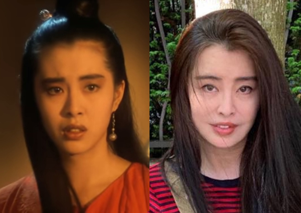Joey Wong, 52, stuns fans with Instagram photos where she looks half