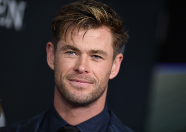 Chris Hemsworth jokes he would marry Matt Damon to give him