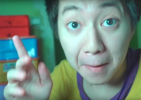 Ilustrasi tangkap layar Kanghua Ren seorang YouTuber yang dijatuhi hukuman 15 bulan penjara