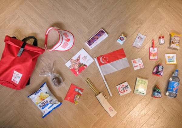 From bamboo straws to water-resistant bag, this year's NDP